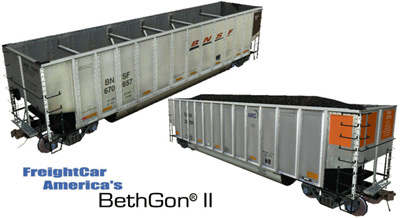 Bethgon II Coal Hopper