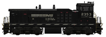 Norfolk Southern MP-15DC