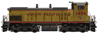 Union Pacific MP-15AC