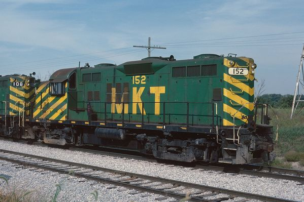 MKT Alco RS3M #152