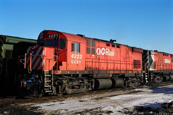 QGRY 4223 ex CP 4223