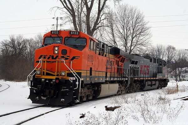 BNSF and KCS Power
