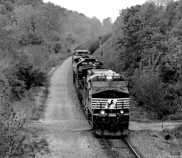 NS D9-40CW #9300 Hunt Hollow NY