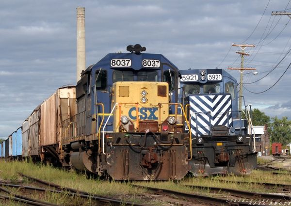 CSX and LSRC Power