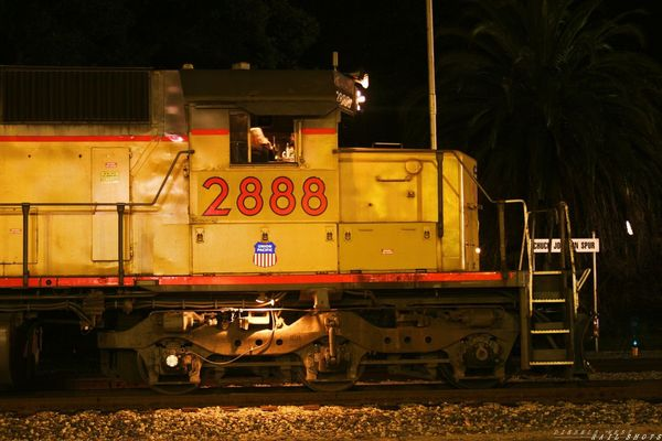 UP SD40T-2R 2888