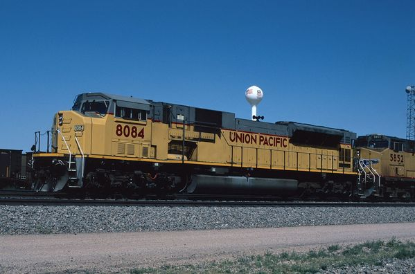 UP EMD SD9043MAC #8084