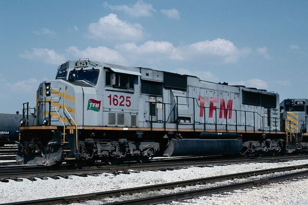 TFM EMD SD70MAC #1625