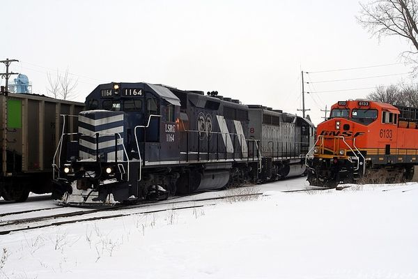 LSRC 1164 Passing  the Z144 View III