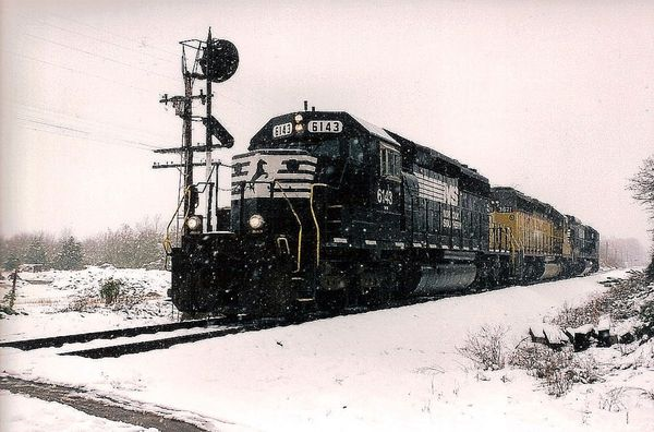 NS Power in the Snow!
