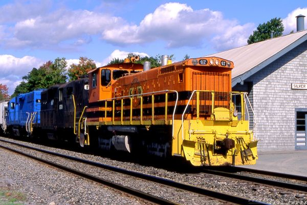 G&W SW1500 #47 Silver Springs NY