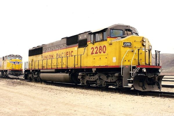 UP SD60m