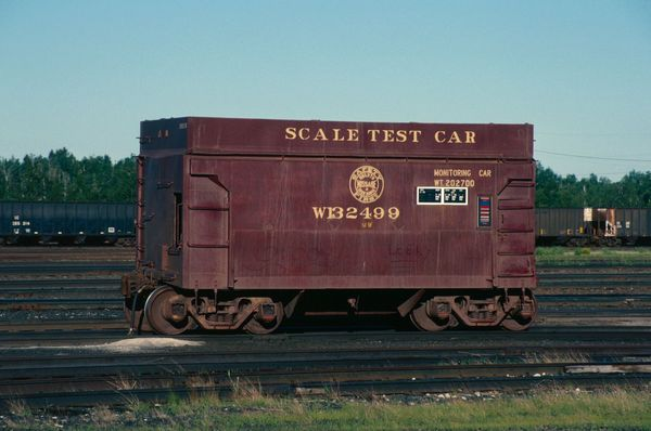 DMIR Scale Test Car #W132499