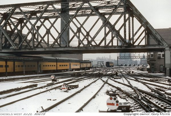 CNW Station - Chicago, IL