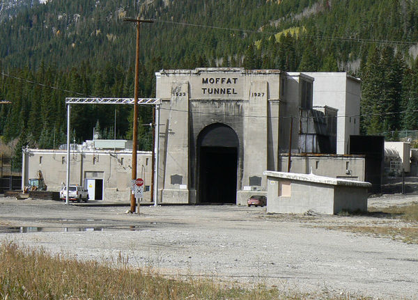 East Portal, Moffat Tunnel, Colorado