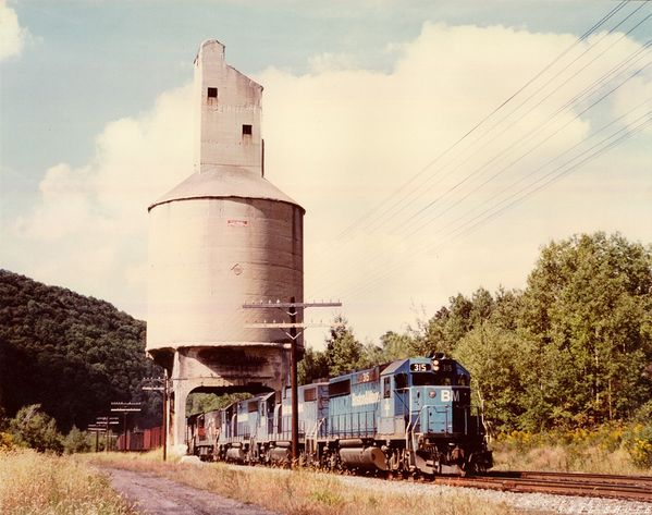 B&M 315 at West Susquehanna PA