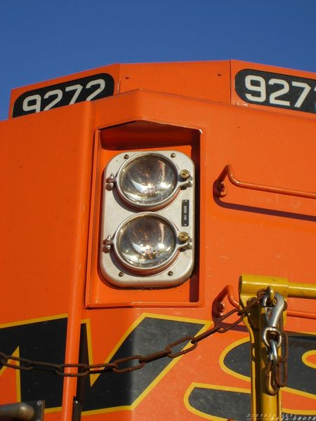BNSF SD70ACe 9272 walkaround
