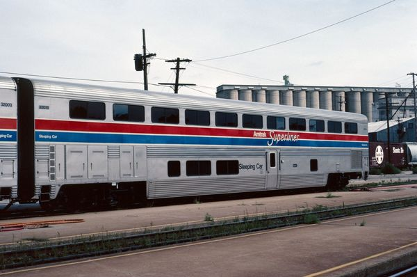 AMTK Pullman Superliner Sleeper #32018